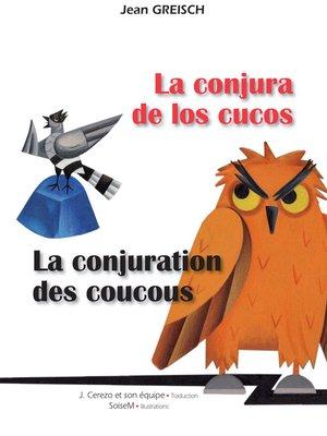 cover image of La conjura de los cucos