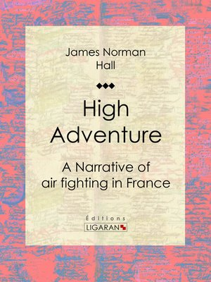 cover image of High Adventure