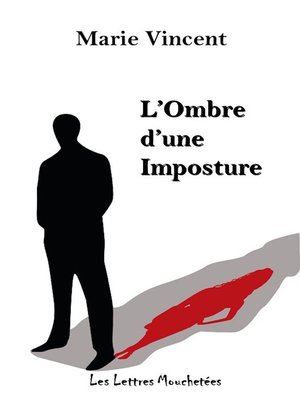 cover image of L'ombre d'une imposture