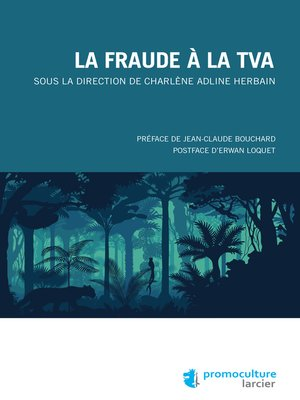 cover image of La fraude à la TVA