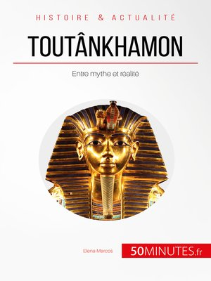 cover image of Toutânkhamon