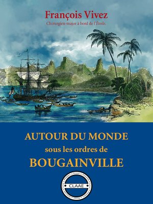 cover image of Autour du monde sous les ordres de Bougainville