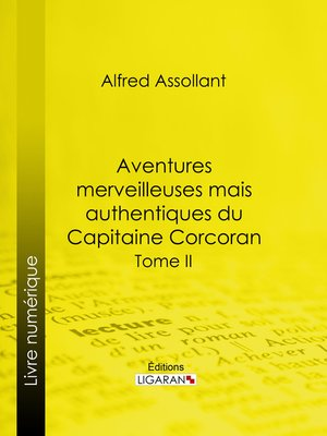 cover image of Aventures merveilleuses mais authentiques du Capitaine Corcoran