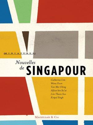 cover image of Nouvelles de Singapour