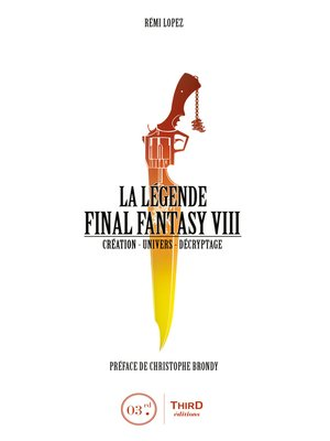 cover image of La Légende Final Fantasy VIII