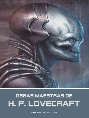 cover image of Obras Maestras de H.P. Lovecraft