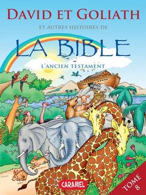 cover image of David & Goliath et autres histoires de la Bible