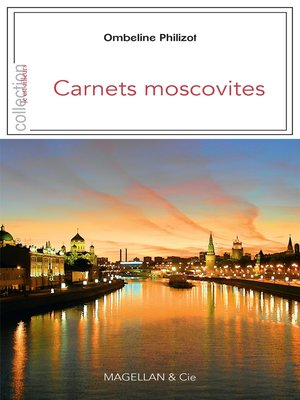 cover image of Carnets moscovites