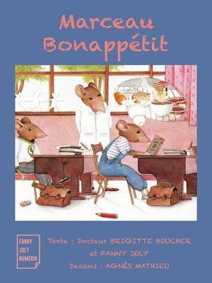 cover image of Marceau Bonappétit