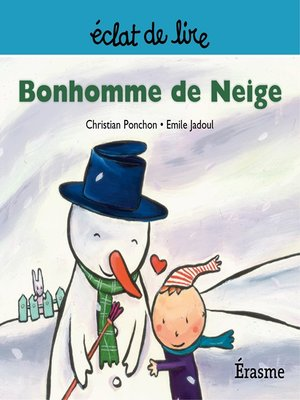 cover image of Bonhomme de Neige