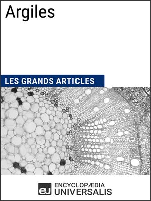 cover image of Argiles