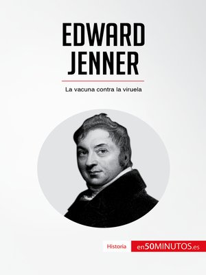 cover image of Edward Jenner