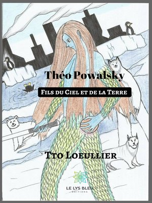 cover image of Théo Powalsky