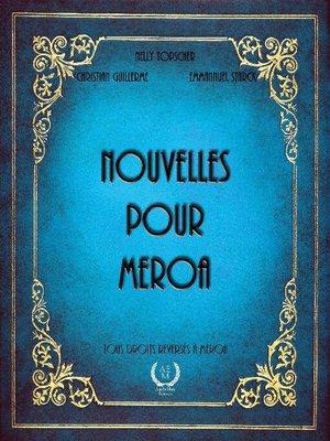 cover image of Nouvelles pour Meroa
