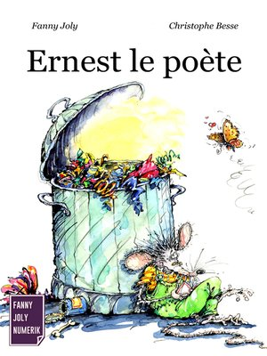 cover image of Ernest le poète