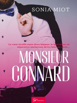 cover image of Monsieur Connard
