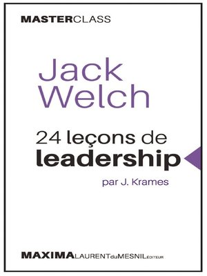 cover image of Jack Welch