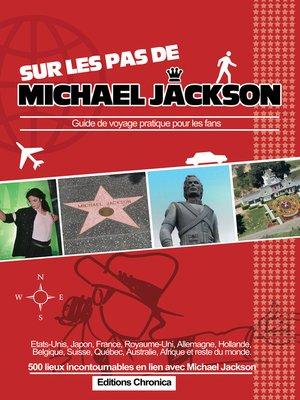 cover image of Sur les pas de Michael Jackson