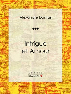cover image of Intrigue et Amour
