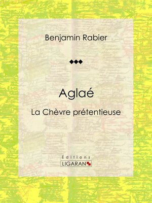 cover image of Aglaé