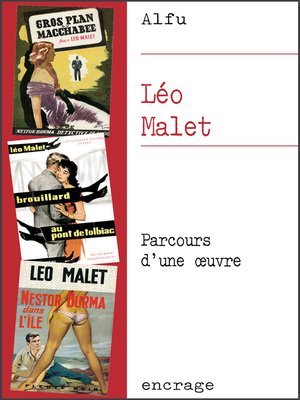 cover image of Léo Malet