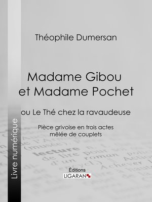 cover image of Madame Gibou et Madame Pochet
