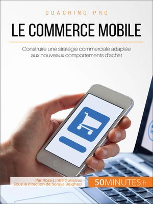 cover image of Le commerce mobile