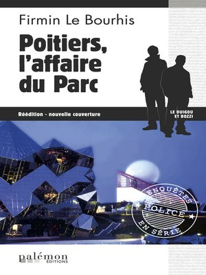 cover image of Poitiers, l'affaire du Parc