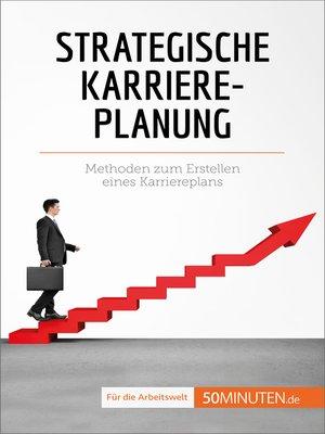 cover image of Strategische Karriereplanung