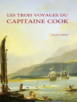 cover image of Les Trois Voyages du capitaine Cook