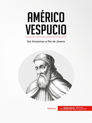 cover image of Américo Vespucio