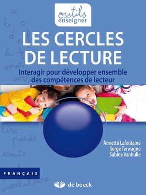 cover image of Les cercles de lecture