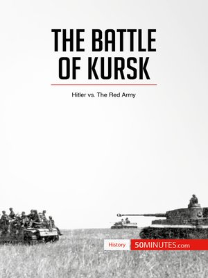 cover image of The Battle of Kursk