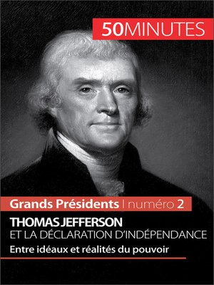 cover image of Thomas Jefferson et la Déclaration d'indépendance