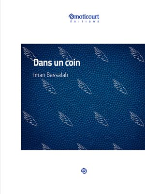 cover image of Dans un coin