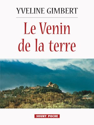 cover image of Le Venin de la terre