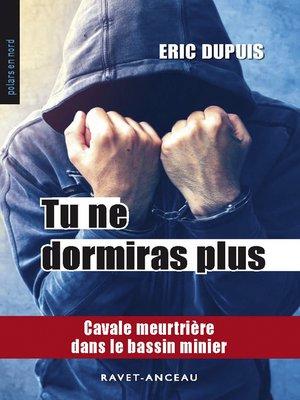 cover image of Tu ne dormiras plus