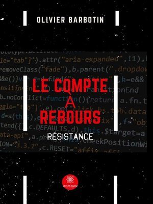 cover image of Le compte à rebours--Tome 3