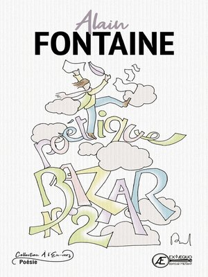 cover image of Bazar Poétique 2