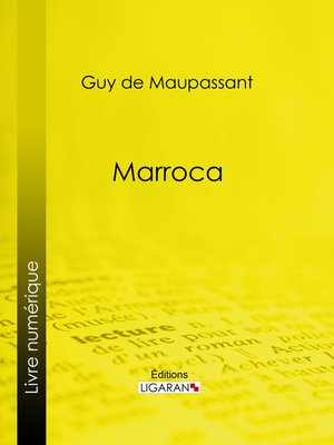 cover image of Marroca