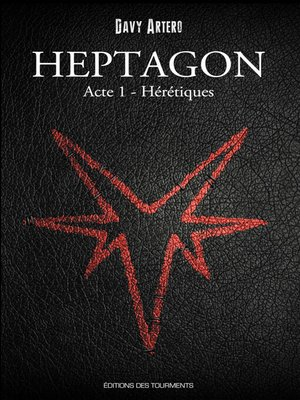 cover image of Heptagon--Tome 1