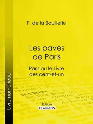 cover image of Les pavés de Paris