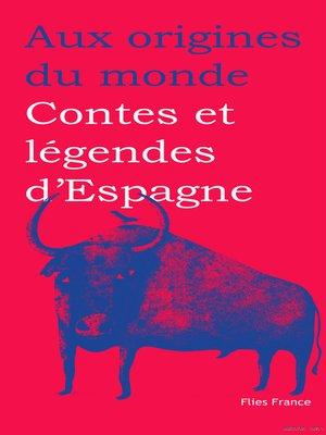 cover image of Contes et légendes d'Espagne