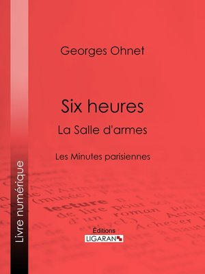 cover image of Six heures