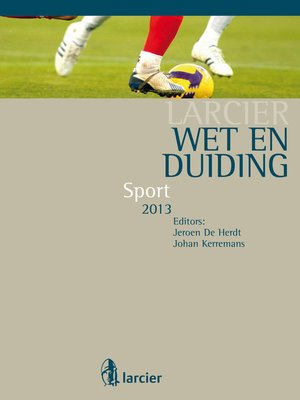 cover image of Wet & Duiding Sport