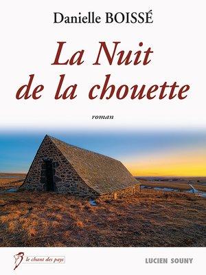 cover image of La Nuit de la chouette