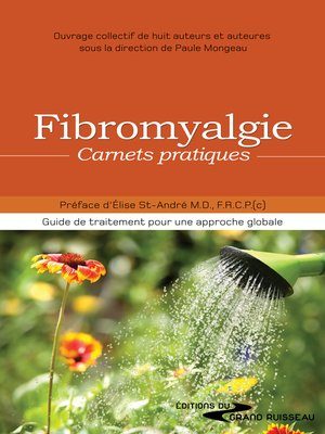 cover image of Fibromyalgie, carnets pratiques