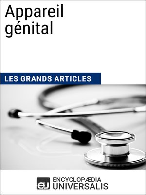 cover image of Appareil génital (Les Grands Articles d'Universalis)