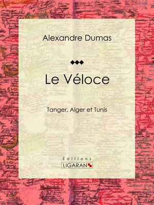 cover image of Le Véloce