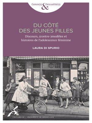 cover image of Du côté des jeunes filles